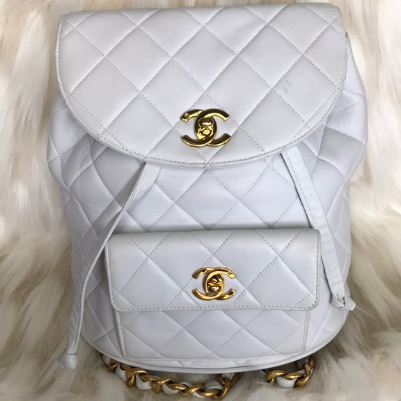 52451a2d902 CHANEL Bags   Vintage Authentic 100 Lamb Leather Amazing   Poshmark